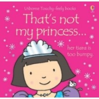 Usborne That's Not My Princess