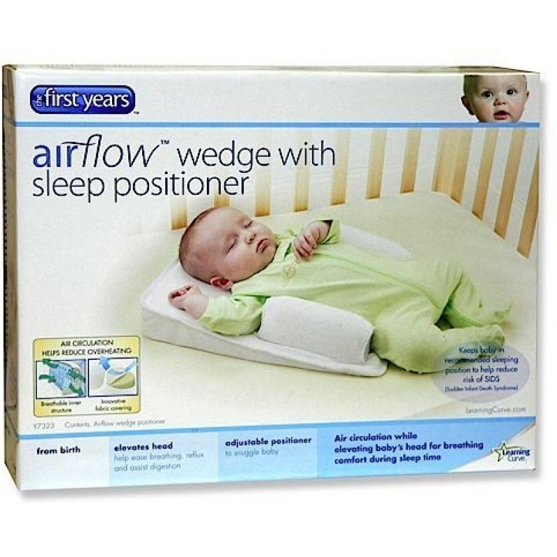Do Not Use Infant Sleep Positioners Due to the Risk of ...