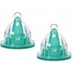 The First Years Breastflow Medium-Flow Nipple 2-pack