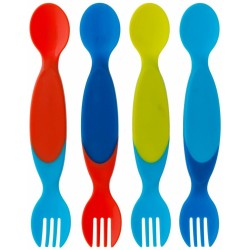 The First Years Fork & Spoon Combo 2-in-1