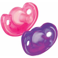 The First Years Gumdrop Infant Pacifiers 2-..