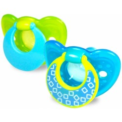 The First Years Gumdrop Toddler Pacifiers 2-Pack 6-18m+