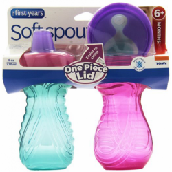 The First Years Soft Spout Sippy Cup (6M+)