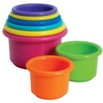 The First Years Stack & Count Cups