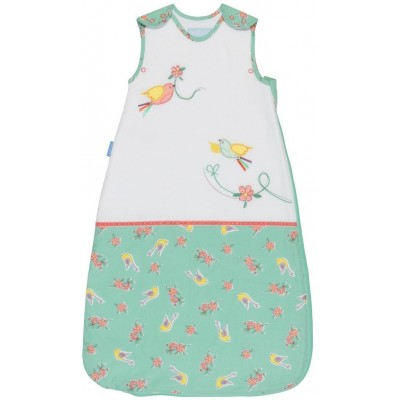The Gro Company - Grobag Floral Flutter - 2.5 Tog - 0-6m Asian Spec