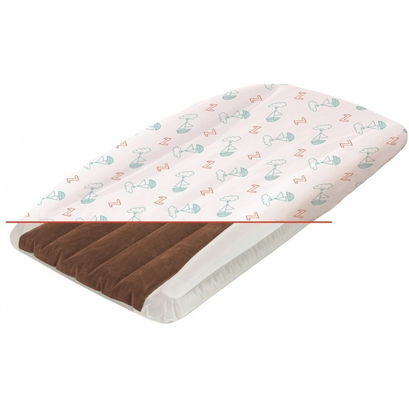 The Shrunks Junior Toddler Travel Bed