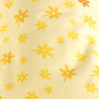 Theraline Comfort Maternity Cushion Cover - Yellow Flowers