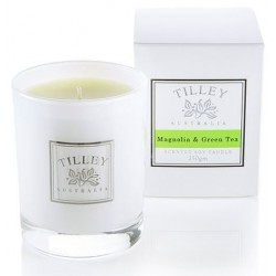 Tilley Scented Soy Candle 240g - Magnolia &..