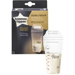 Tommee Tippee Closer to Nature 350 Milk Sto..