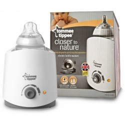 Tommee Tippee Closer to Nature Bottle Warme..