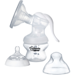 Tommee Tippee Closer to Nature Manual Breast Pump Set