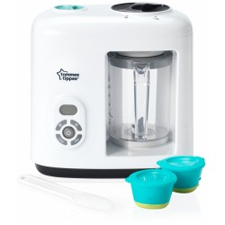 Tommee Tippee Closer to Nature Steamer Blen..