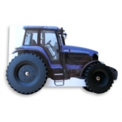 Tractor (Usborne Make a Picture Sticker Boo..