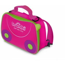 Trunki 2 in 1 Lunch Bag Backpack - Pink