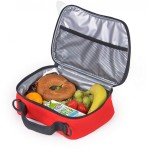 Trunki 2 in 1 Lunch Bag Backpack - Red