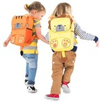 Trunki ToddlePak Backpack - Tiger