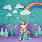 Trunki Luggage - Una (Unicorn)