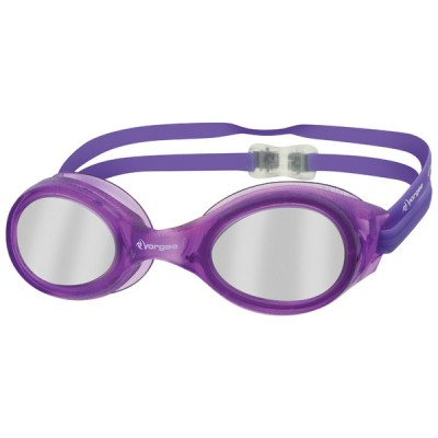 Vorgee Performance Fitness - Voyager Goggles - Mirrored Lens (Quick Fit Strap System)