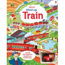 Wind-Up Train (Wind-up Books)