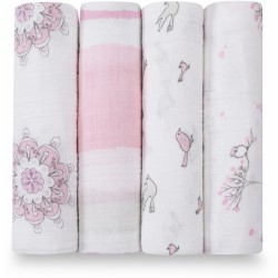 aden + anais 4 Pack Swaddling Wraps For The..