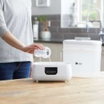Tommee Tippee Advanced Electric Steam Steriliser and Dryer