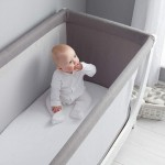 Shnuggle Air Cot Conversion Kit - Dove Grey