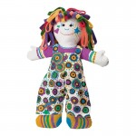Alex Toys Color/ Cuddle Doll