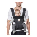 Ergobaby All-In-One OMNI 360 Baby Carrier - Charcoal