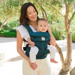 Ergobaby All-In-One OMNI 360 Baby Carrier - Cool Air Mesh - Evergreen