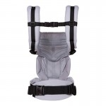 Ergobaby All-In-One OMNI 360 Baby Carrier - Cool Air Mesh - Lilac Grey