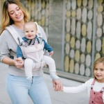 Ergobaby All-In-One OMNI 360 Baby Carrier - Cool Air Mesh - Maui