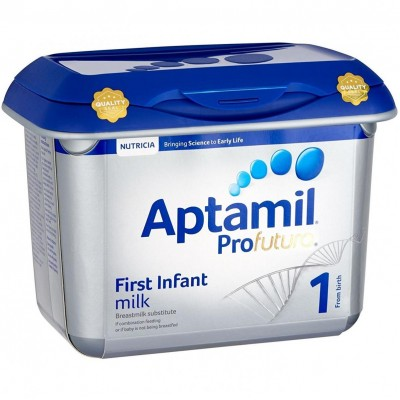 Aptamil Profutura First Infant Milk Stage 1 from Birth 800g (UK Version)