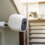 Arlo Pro 2 Smart Security System with 4 Cameras (VMS4430P)