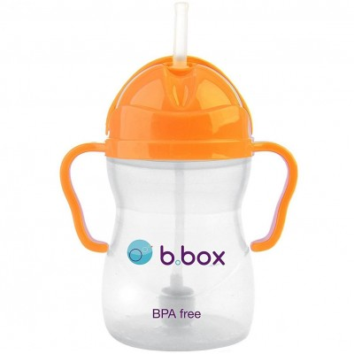 b.box Sippy Cup - Orange Zing (Limited Edition)