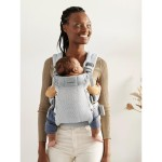 BabyBjorn Baby Carrier Harmony, 3D Mesh - Silver