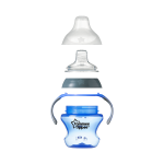 Tommee Tippee Soft Spout Transition Cup 150ml (4-7m) - Blue