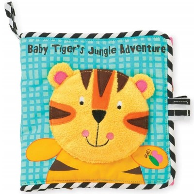 Manhattan Toys Baby Tigers Jungle Adventure Book