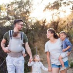 Baby Tula Toddler Carrier - Coast Overcast