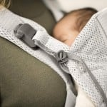BabyBjorn Baby Carrier One Air, 3D Mesh - Silver