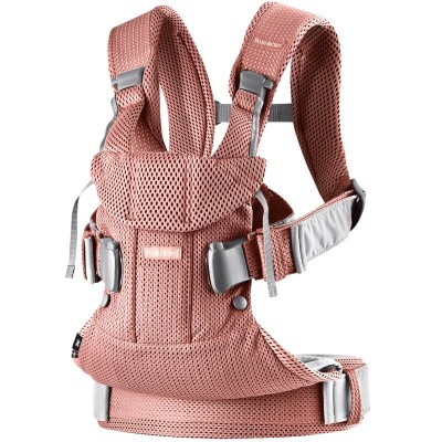 BabyBjorn Baby Carrier One Air, 3D Mesh - Vintage Rose