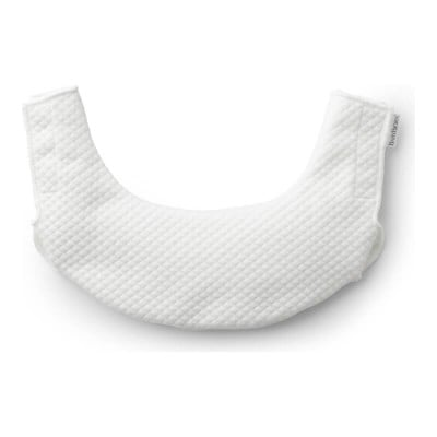 BabyBjorn Teething Bib for Baby Carrier One - White