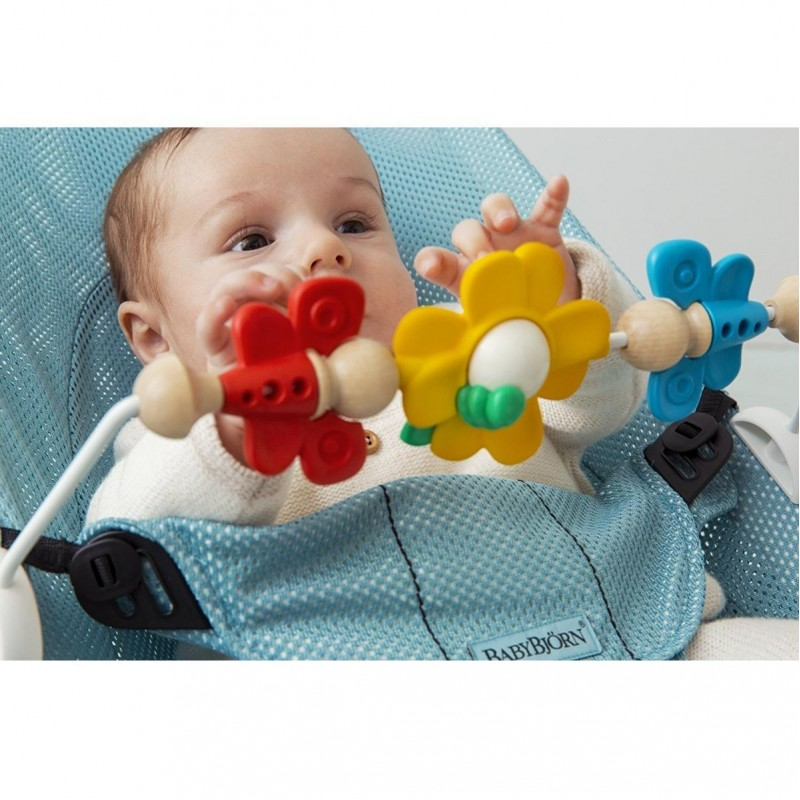 Babybjorn Wooden Toy For Bouncer Flying Friends