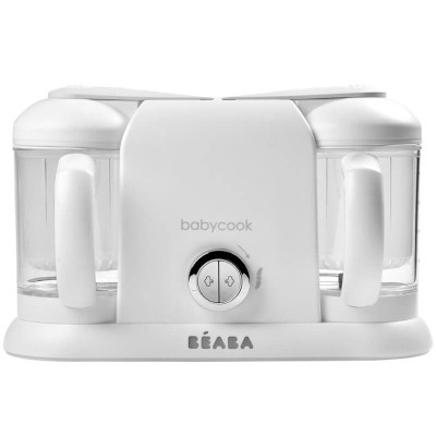 Beaba Babycook Plus - White (BS Plug)