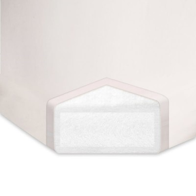 Babyletto Pure Core Non-Toxic Crib Mattress with Dry Waterproof Cover (132 x 71 x 14 cm)