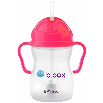 b.box Sippy Cup - Pink Pom (Limited Edition)