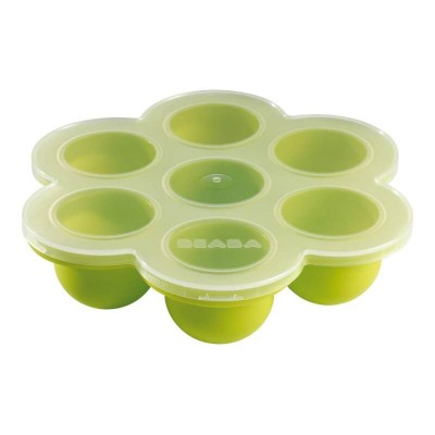 Beaba Silicone multiportions 6 x 150 ml NEON