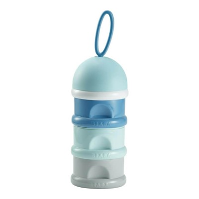 Beaba Stacked formula milk container - BLUE