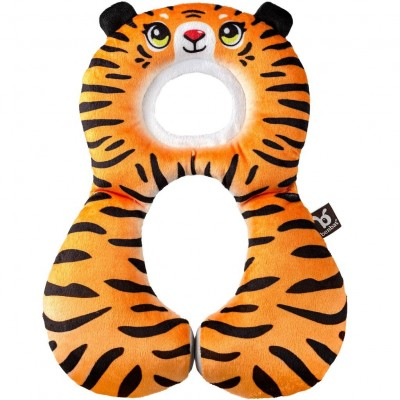 BenBat Travel Friends Savannah Headrest - 1-4 yrs - Tiger