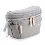 Beaba Biarritz Pop-Up Stroller Bag - Heather Grey