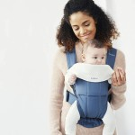 BabyBjorn Bib for Baby Carrier Mini and Move (2-Pack) - White